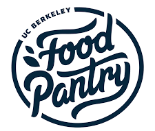 Food Pantry logo with circle and cursive text
